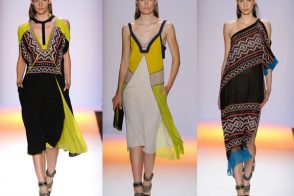 Mercedes-Benz Fashion Week New York: Spring 2012 BCBG Max Azria