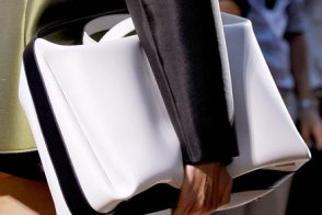 Fashion Week Handbags: Balenciaga Spring 2012