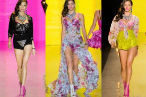 Mercedes-Benz Fashion Week New York: Betsey Johnson Spring 2012