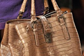 Fashion Week Handbags: Bottega Veneta Spring 2012