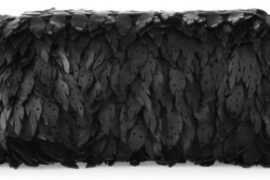 Fill in the Blank: The Bottega Veneta Leather Leaf Clutch is…