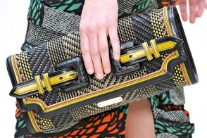 Fashion Week Handbags: Burberry Spring 2012