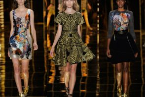 Mercedes-Benz Fashion Week New York: Cynthia Rowley Spring 2012