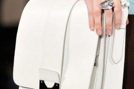 Mercedes-Benz Fashion Week New York Handbags: Diane von Furstenberg Spring 2012