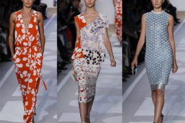 Mercedes-Benz Fashion Week New York: Diane von Furstenberg Spring 2012