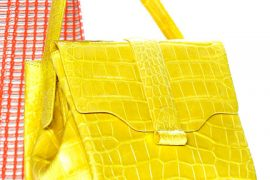 Mercedes-Benz Fashion Week New York Handbags: Derek Lam Spring 2012