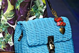 Fashion Week Handbags: Dolce & Gabbana Spring 2012