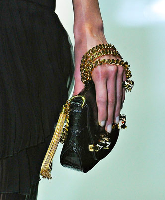 fashion week handbags gucci spring 2012 purseblog