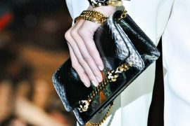 Fashion Week Handbags: Gucci Spring 2012