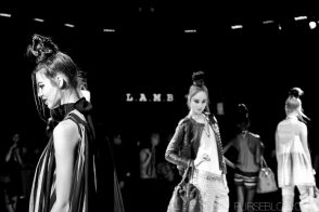 Mercedes-Benz Fashion Week New York: LAMB Spring 2012