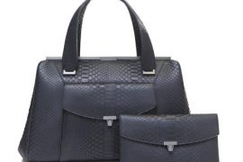 L'Wren Scott gives you two bags for the price of one in her handbag debut