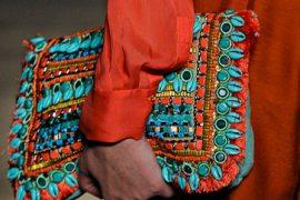 Fashion Week Handbags: Matthew Williamson Spring 2012