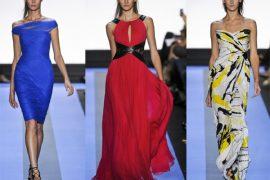 Mercedes-Benz Fashion Week New York: Monique Lhuillier Spring 2012