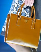 Fashion Week Handbags  Prada Spring 2012 - PurseBlog c333780e32