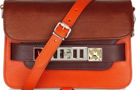 Orange you loving this Proenza Schouler PS11?