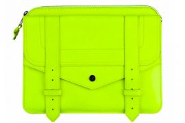 Would you carry an iPad case as a clutch?