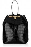 The Row Alligator Backpack: $34,000 (4)