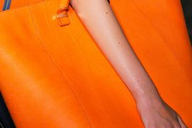 Fashion Week Handbags: Victoria Beckham Spring 2012