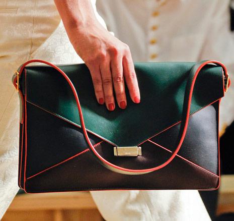 Fashion Week Handbags  Celine Spring 2012 - PurseBlog 73c8745479