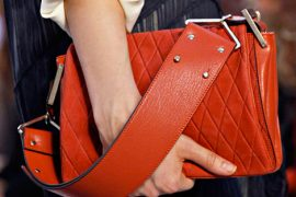 Fashion Week Handbags: Chloe Spring 2012