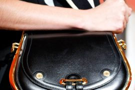 Fashion Week Handbags: Hermes Spring 2012