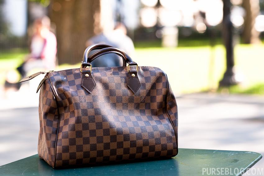 244481234be59 Purseonals  Louis Vuitton Damier Ebene Speedy 30cm - PurseBlog