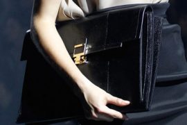 Fashion Week Handbags: Lanvin Spring 2012
