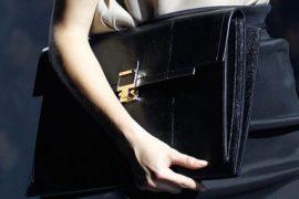 Fashion Week Handbags: Lanvin Spring 2012