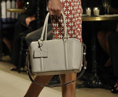 Fashion Week Handbags  Loewe Spring 2012 - PurseBlog d720b8de60