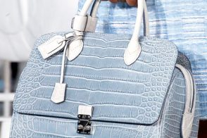 Fashion Week Handbags: Louis Vuitton Spring 2012