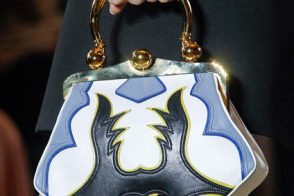 Fashion Week Handbags: Miu Miu Spring 2012