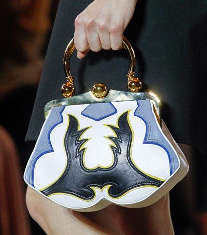 Fashion Week Handbags  Miu Miu Spring 2012 - PurseBlog e111d84d1e