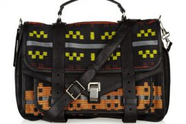 Latest Obsession: The Proenza Schouler Blanket-Print PS1