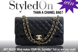 Check out StyledOn's Chanel Classic Flap Giveaway!
