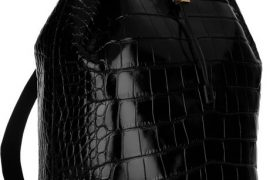 The Row's crazy expensive alligator backpack is selling like hotcakes