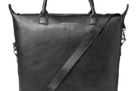 Man Bag Monday: WANT Les Essentiels de la Vie Tote Bag
