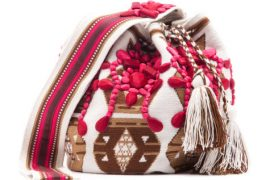 Lauren Santo Domingo taps designer friends for charitable mochila bags