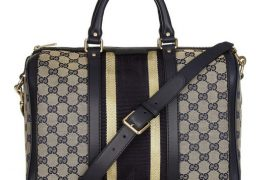 If you love logo bags, Gucci has a relatively classy option for you