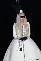 Lady Gaga Chanel Bag for Barneys Workshop (1)