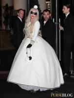 Lady Gaga Chanel Bag for Barneys Workshop (3)