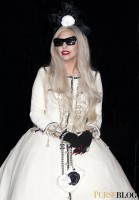 Lady Gaga Chanel Bag for Barneys Workshop (6)