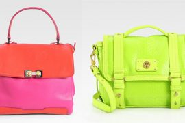 Marc by Marc Jacobs finally takes a leap into the brights trend
