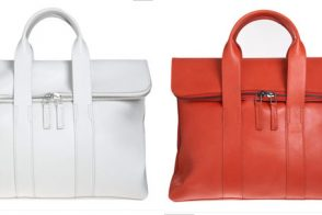 Pre-order the 3.1 Phillip Lim 31 Hour Bicolor Bag via Moda Operandi