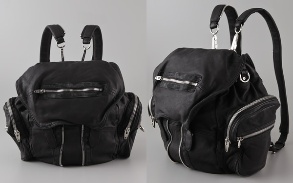 8552ab171dbbf Alexander Wang s Backpack is actually quite cool - PurseBlog