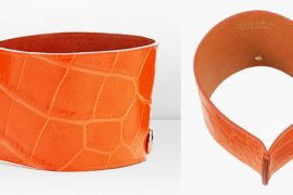 Jimmy Choo makes coozies now too, but you should stick to Hermes