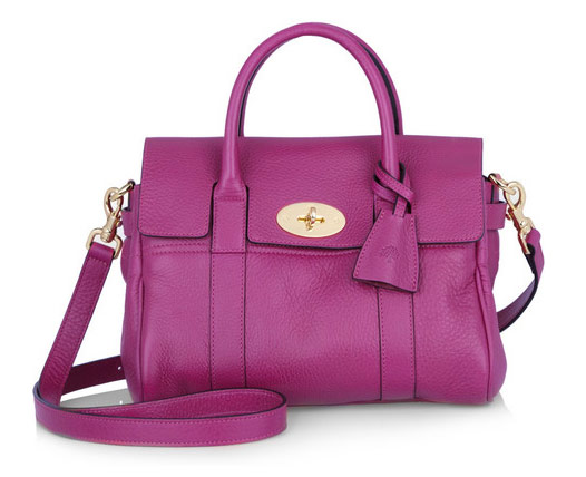 a407cfbdf31 The Mulberry Bayswater  Now available in convenient crossbody size ...