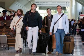 "Louis Vuitton to sue Warner Brothers over fake luggage in ""The Hangover 2"""