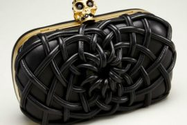 Alexander McQueen is an endless font of Skull Clutch ideas