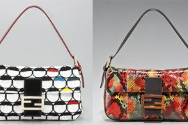 The return of the Fendi Baguette continues apace