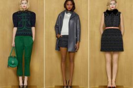 Check out Louis Vuitton Pre-Fall 2012